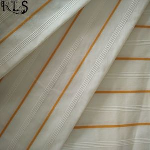 Spandex/Cotton Jacquard Woven Yarn Dyed Fabric for Shirts/Dress Rls40-31sp pictures & photos