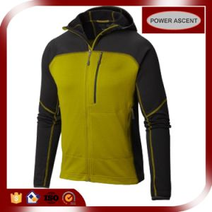 2016 Mens Heat-Sealed Waterproof Contrast Color Softshell Cycling Jacket pictures & photos