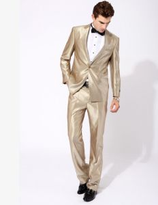Hot Sale Red Wedding Tuxedo Men Suit pictures & photos