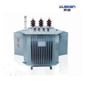 Oil Type Transformer Low Price Triangular Wound Iron Core Power Transformer S11-, Mrl 1000kVA 11kv