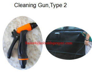 12V Car Washing Machine, Portable Car Cleaning Tool pictures & photos