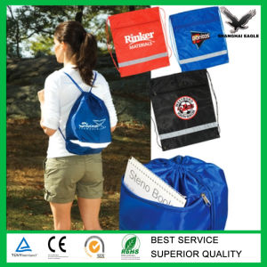 Cheap Promotion Waterproof Drawstring Bag pictures & photos