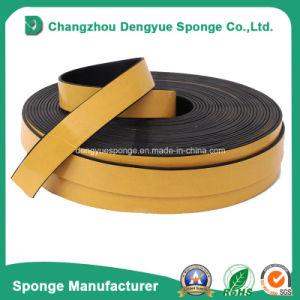 High Density NBR/PVC Heat Insualtion Rubber Foam Roller/Rubber Foam Sealing Strip pictures & photos