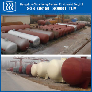 LPG Skid Mounted Filling Station Plant pictures & photos