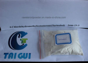 High Purity 4-Chlordehydromethyltestosterone CAS 2446-23-3 Turinabol pictures & photos