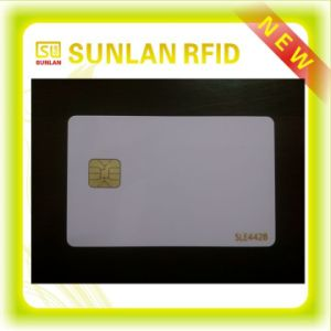 Free Samples Wholesale Customized High Quality Contact Smart Card with Nice Price (SLE 5528, SLE5542, ISSI 4442, ISSI4428, FM4442, FM4428, ATMEL 24C) pictures & photos
