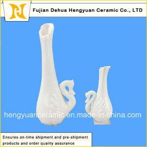 Ceramic Swan Shape Vase, Put The Vase (Small) pictures & photos