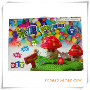 2015promotional Gift for Kids DIY Set DIY Toy DIY Mosaic Art with Gemstones3d DIY Children′s Educational Toy (TY08007) pictures & photos