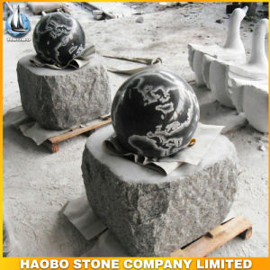 Stone Sphere Shaped Water Fountain Wholesale pictures & photos