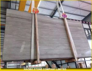 Grey Serpeggiante Marble Slabs, Grey Wood Vein Marble pictures & photos