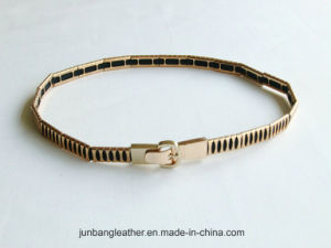 New Fashion Women′s Accessories Chunky Gold Waist Hip Belt Chain pictures & photos