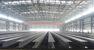 Hot Rolled for Construction Steel H Beam pictures & photos