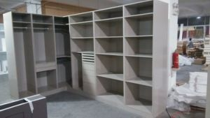 Alder Solid Wood Base Cabinets for Handicapped People pictures & photos