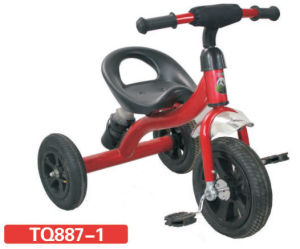 Beautiful Design of Baby Tricycle with Air Tire pictures & photos