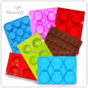Food Grade Silicone Mold Cake Baking Mould pictures & photos