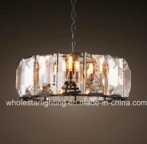 Round Square Crystal Chandelier (WHG-880) pictures & photos