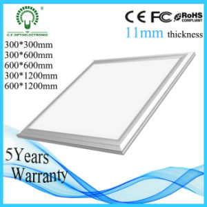 Ce RoHS 5 Years Warranty New Design LED Panel Lighting