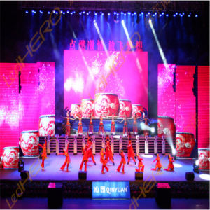 2016 Newly P3 Indoor Rental Die-Casting Aluminum High Technical LED Screen P3 High Definition Full Color LED Screen P3 for Indoor Usage with Best Vision Video