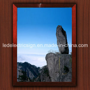 Home Decorative Picture Frame LED Light Box pictures & photos