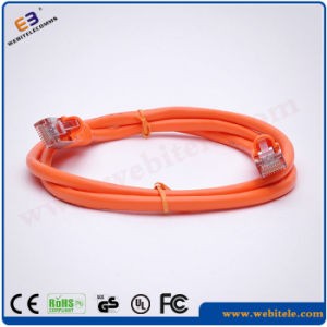 CAT6 SSTP Patch Cord pictures & photos