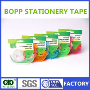 Simple and Convenient Stationery Tape BOPP Office Tape pictures & photos
