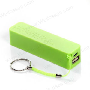 Factory Price Perfume Portable Power Bank for Smartphones with Keychain