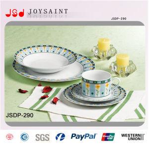 Best Quality 18PCS Porcelain Dinnerware pictures & photos