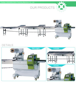 CE Approved Stainless Steel Tubes Packaging Machinery (CB-300SG) pictures & photos