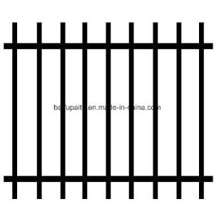 Metal outdoor Fence Iron Fencing Iron Fences pictures & photos