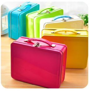 Wholesale Custom Designed Tin Lunch Box with Competitive Price pictures & photos