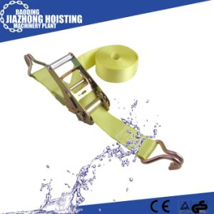 Lashing Strap, Ratchet Strap, Ratchet Tie Down, Polyester Webbing pictures & photos