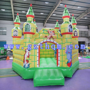 Inflatable Jump Bed for Children/Inflatable Castle Bouncer pictures & photos