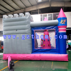 Tom and Jerry Inflatable Castle Bouncer pictures & photos