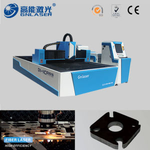 700W Metal Fiber Laser Cutting Machine with CE ISO Certificate