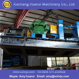 Tire Recycling Machine Price Low/Scrap Rubber Tire Recycling Plant/Rubber Crusher pictures & photos