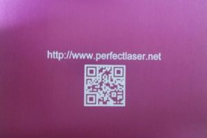 10W 20W 30W Portable Fiber Laser Marking System Price pictures & photos