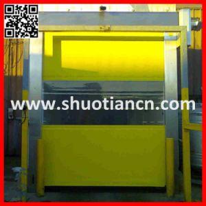 Food Factory Interior Rapid Roll up Door (ST-001) pictures & photos