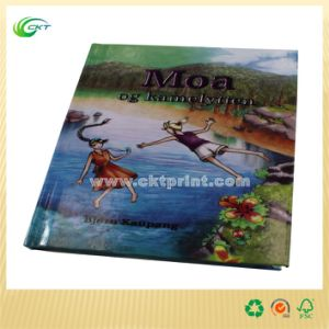 Offset Printing for Children Book, Comic Book, Hardcover Book (CKT-BK-391)