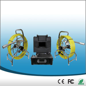120 Degree CMOS Camera Sewer Pipe Inspection Camera System with 60m Cable pictures & photos
