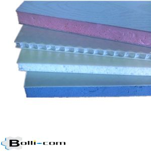Rockwool EPS XPS PU Sandwich Panel for Cold Room PC PP FRP Aluminium Honeycomb Panel for Trailer Aluminium Composite Panel for Interior Exterior Wall Cladding pictures & photos