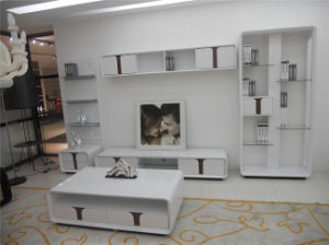 LED Hanging Cabinet with TV Stand Furniture pictures & photos
