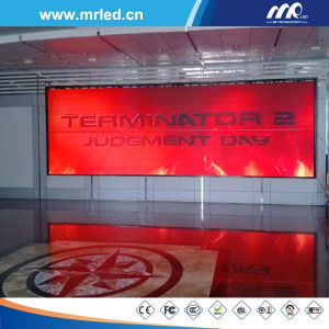 P10.4mm Full Color Perimeter LED Display Wall, Indoor LED Rental Display pictures & photos