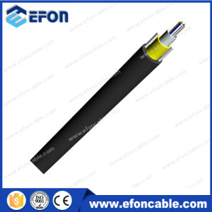 Aerial 12 24 Core All Dielectrical Self Supporting Fiber Optic Cable Price pictures & photos