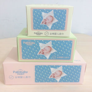 100% Cotton Soft Non-Woven, Wet or Dry Double Purpose Wipes pictures & photos