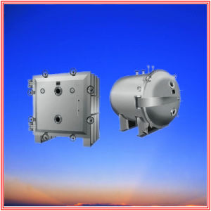 Low Temperature Vacuum Dryer for Fruit and Vegetable Dehydration pictures & photos