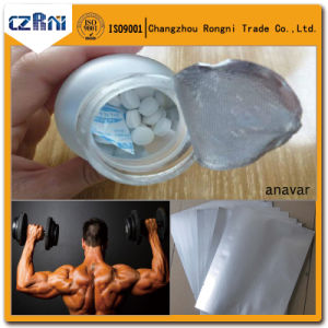 Oral Anabolic Steroids Anavar Powder Oxandrol/Anavar CAS 53-39-4 pictures & photos