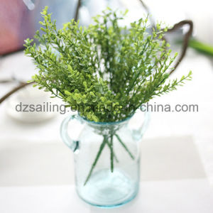 Plastic Leaves Aritificial Flower for Wedding/Home/Garden Decoration (SF16293)