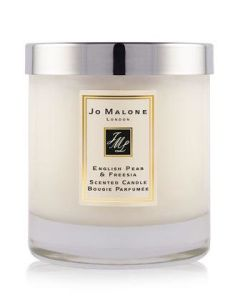Frosted Scented Soy Luxury Black Jar Candle with Lid pictures & photos