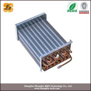 Aluminum Tube Aluminum Fin Heat Exchanger pictures & photos