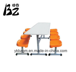 School Furniture Square Table Bench (BZ-0132) pictures & photos
